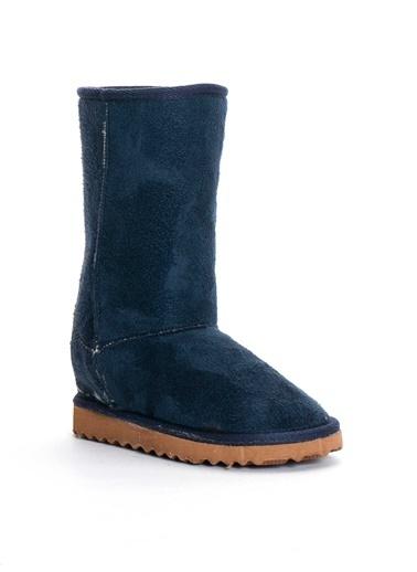 Shoes1441 Bot Lacivert